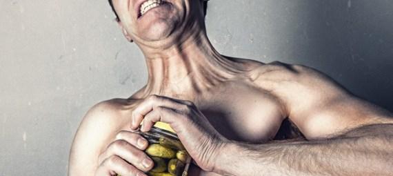 open jar